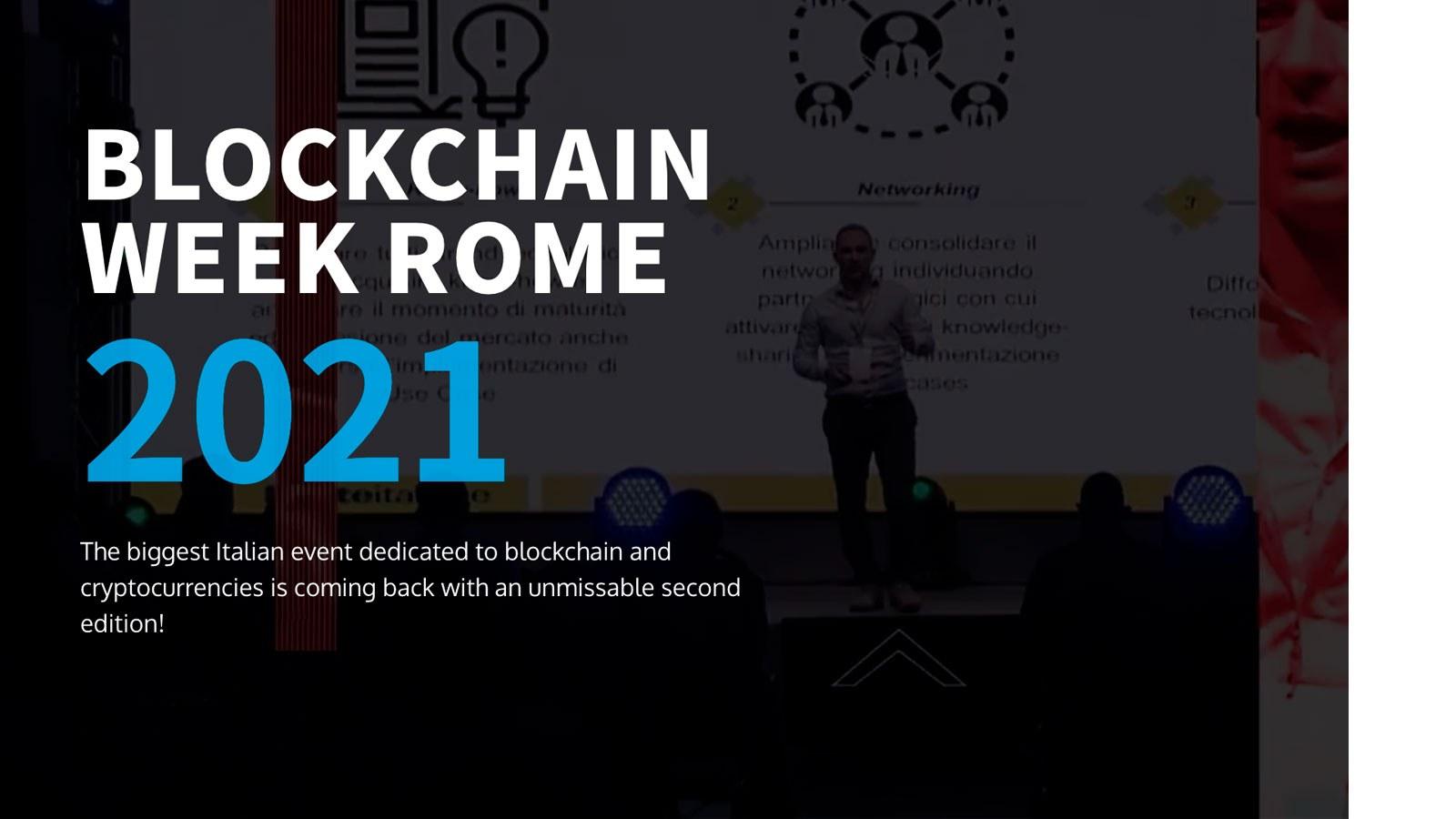 blockchain-week-rome