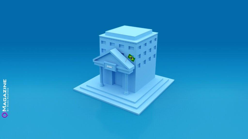 brazil central bank about blockchain platform