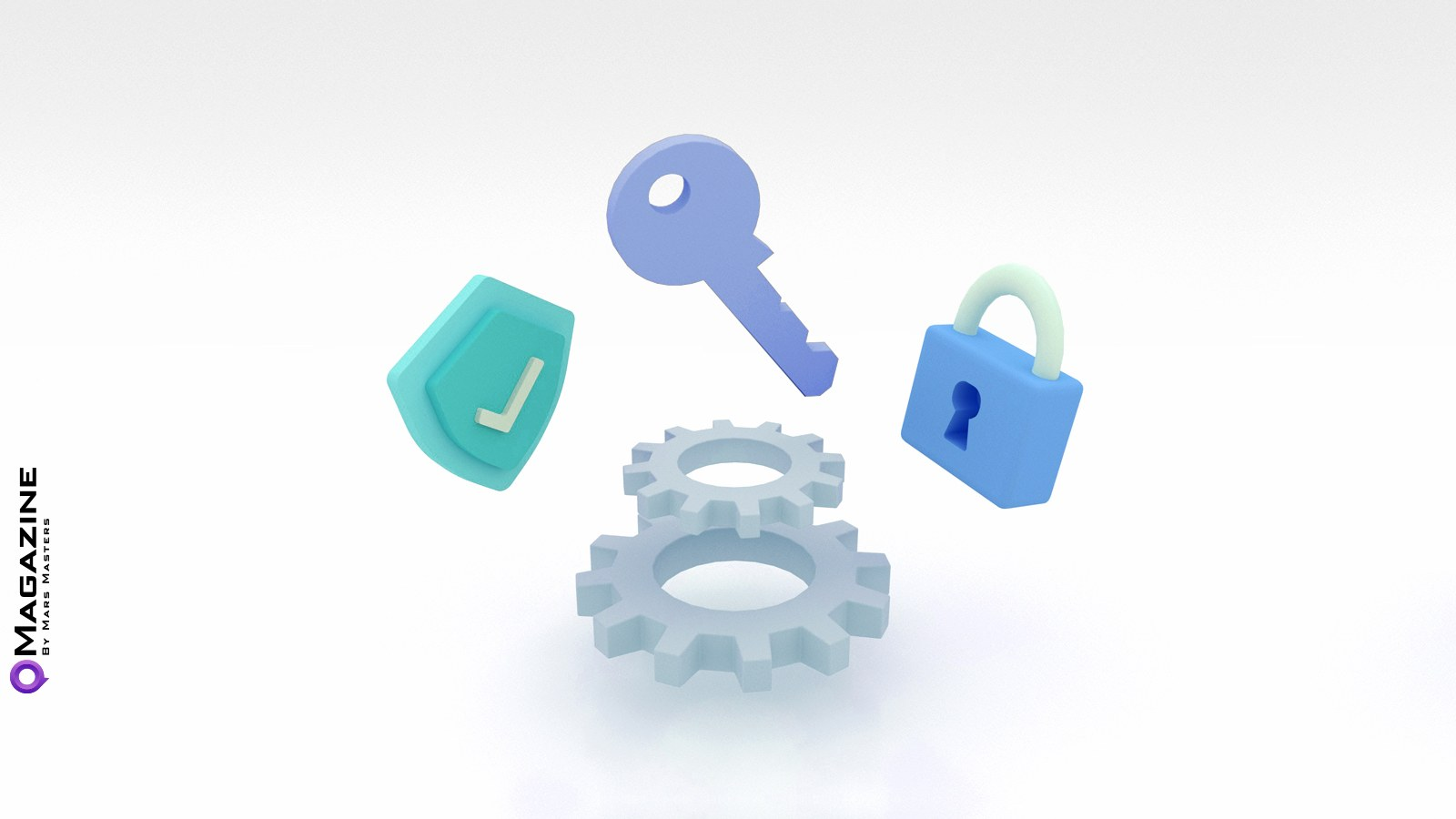public and private keys