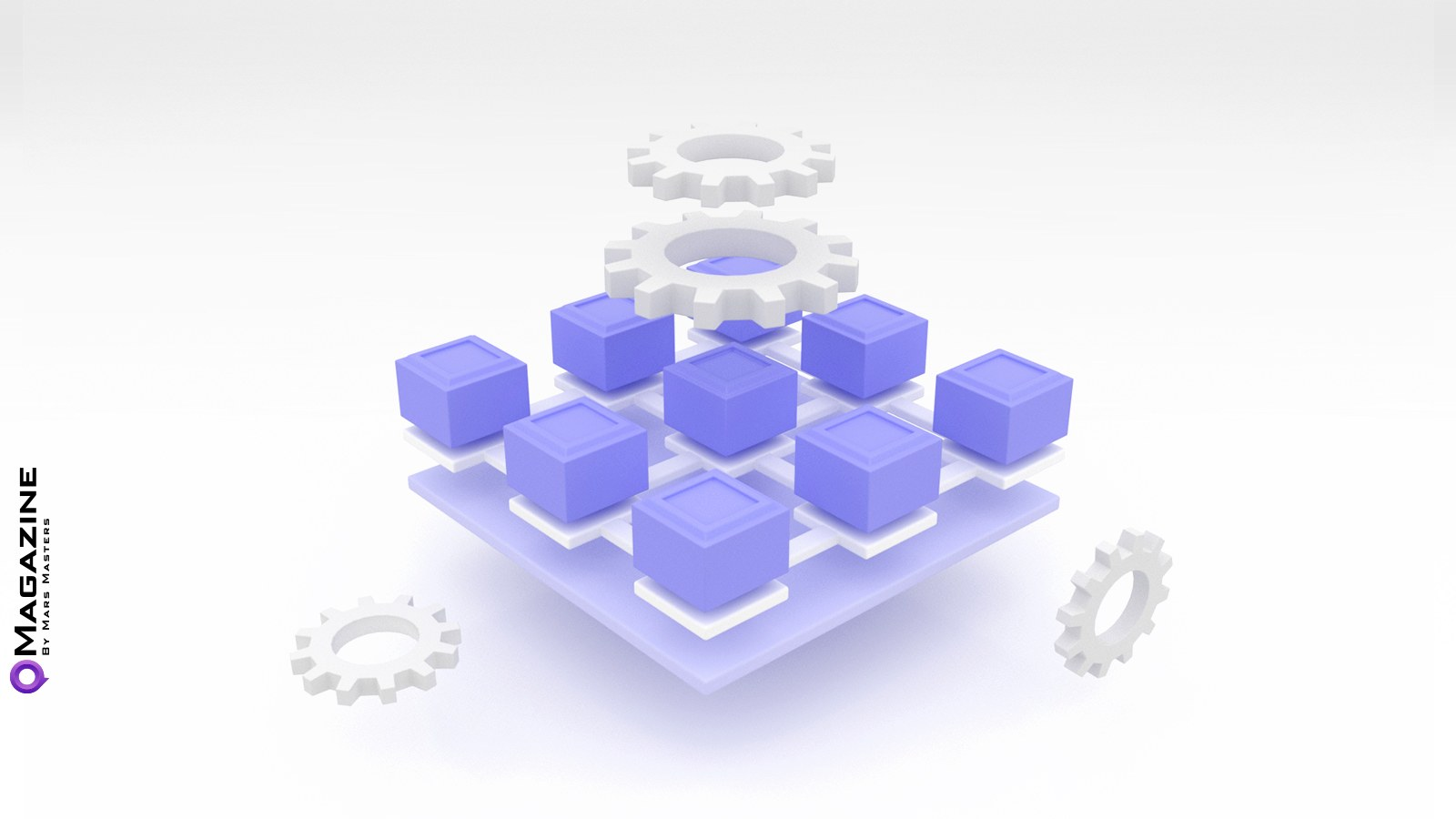 blockchain working system